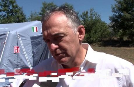 Terremoto Amatrice 2016, gli aiuti dalla Toscana