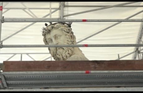 "The restoration of Florence's ""Biancone"", live as it happens"