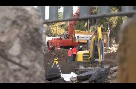 Tramvia, da lunedì 27 novembre al via l'ultima fase dei cantieri
