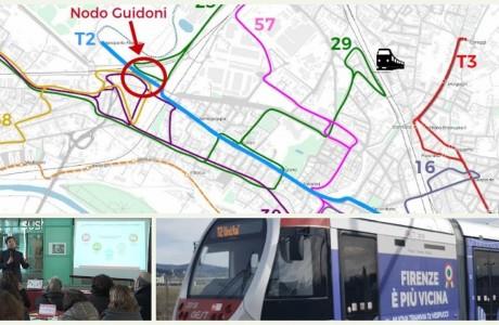 Tramvia, festa per la T2 Vespucci al Centro San Donato