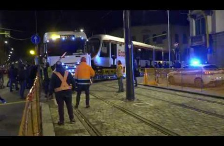 Tramvia Firenze, arriva il primo Sirio sulla linea 3