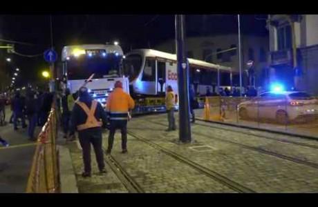 Tramvia Firenze, arriva il primo Sirio sulla linea 3