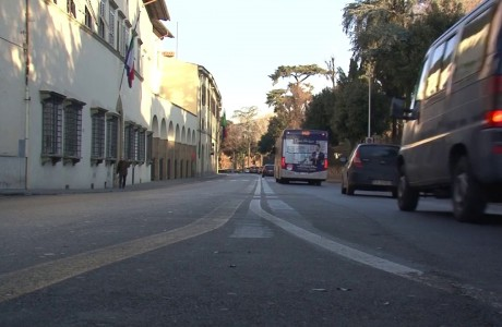 Tramvia Firenze, avvio dei cantieri in via Valfonda