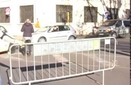 Tramvia Firenze, chiusura notturna in viale Morgagni per asfaltatura
