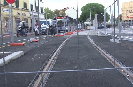 Tramvia Firenze, è ufficiale: i lavori finiscono a febbraio 2018