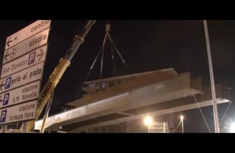 Tramvia Firenze, il viadotto San Donato diventa realtà