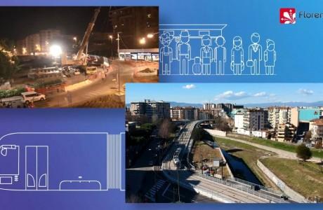Tramvia Firenze: la città prima e dopo [drone e non solo!]