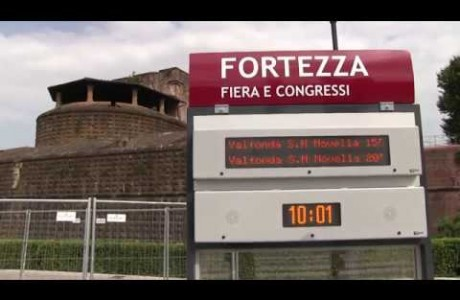 Tramvia Firenze, la tratta Careggi-Stazione senza transenne