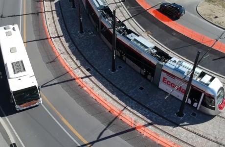Tramvia Firenze, le prime prove sulla Linea 2