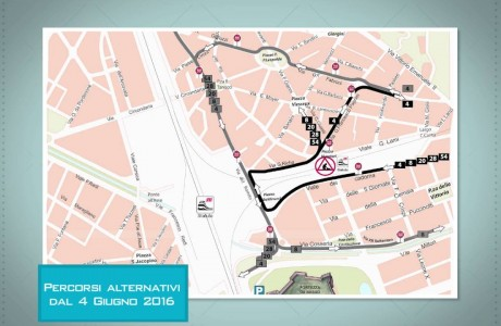 Tramvia Firenze – Zona Statuto
