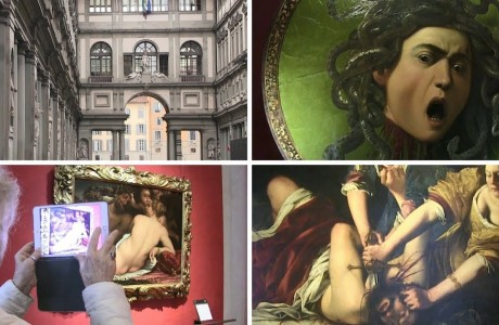 Uffizi Firenze, nuove sale per ammirare Caravaggio