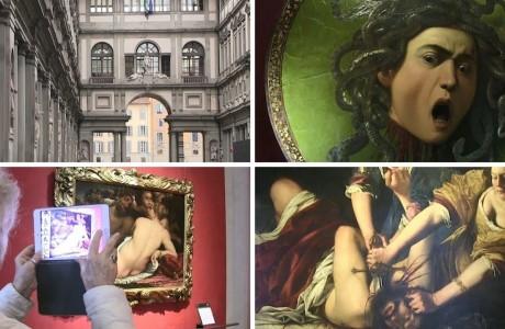 Uffizi Firenze, nuove sale per ammirare Caravaggio