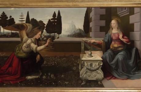 Uffizi, nuova sala di Leonardo da Vinci
