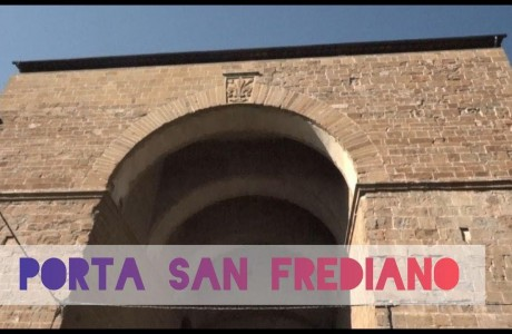Uno sguardo inedito su Firenze da Porta San Frediano