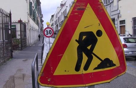 Via Gioberti, lavori di riqualificazione fino a settembre
