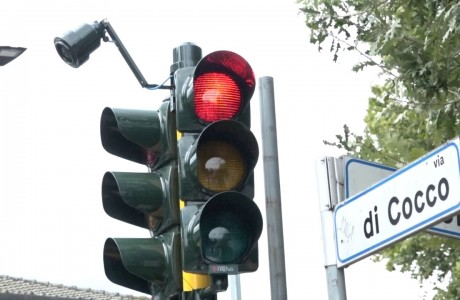 Via Pistoiese, modifiche alla mobilità in via di Cocco