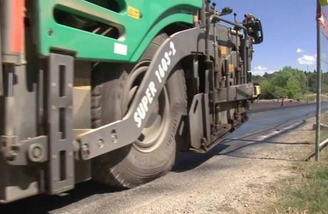 Viabilità, lavori sulla SR429per 16 km