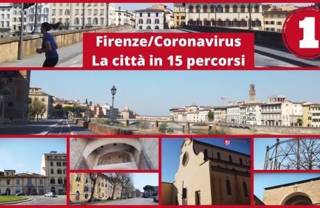 Videoreportage – Quarantena a Firenze | Coronavirus pandemic in Florence