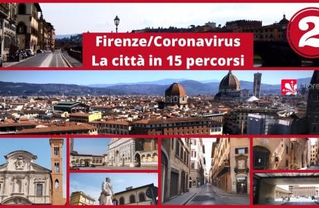 Videoreportage – Quarantena a Firenze | Coronavirus pandemic in Florence – puntata n° 2