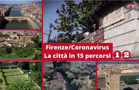 Videoreportage – Quarantena a Firenze | Coronavirus pandemic in Florence – puntata n° 12