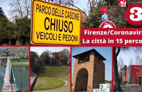 Videoreportage – Quarantena a Firenze | Coronavirus pandemic in Florence – puntata n° 3