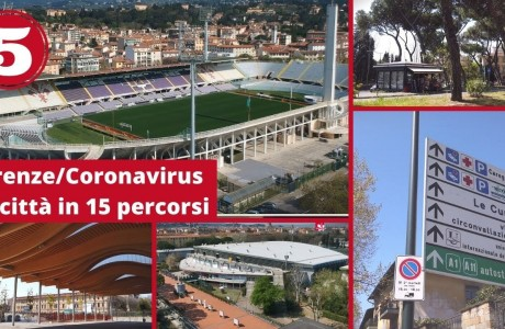 Videoreportage – Quarantena a Firenze | Coronavirus pandemic in Florence – puntata n° 5