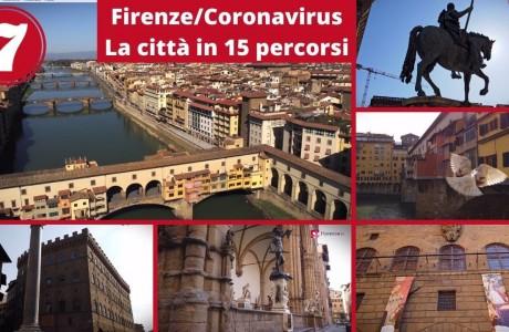 Videoreportage – Quarantena a Firenze | Coronavirus pandemic in Florence – puntata n° 7