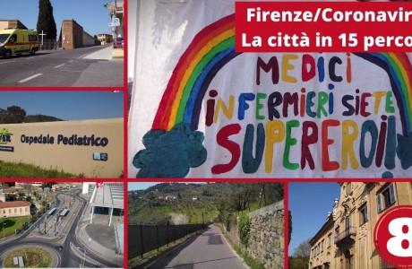 Videoreportage – Quarantena a Firenze | Coronavirus pandemic in Florence – puntata n° 8