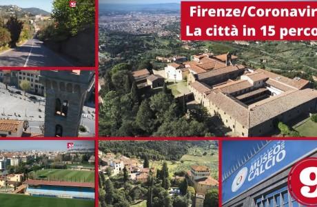 Videoreportage – Quarantena a Firenze | Coronavirus pandemic in Florence – puntata n° 9