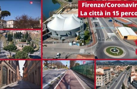 Videoreportage – Quarantena a Firenze | Coronavirus pandemic in Florence – puntata n° 10