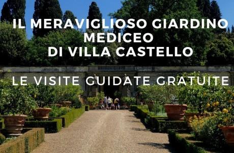 Villa Medicea di Castello, la villa di Cosimo I de'Medici