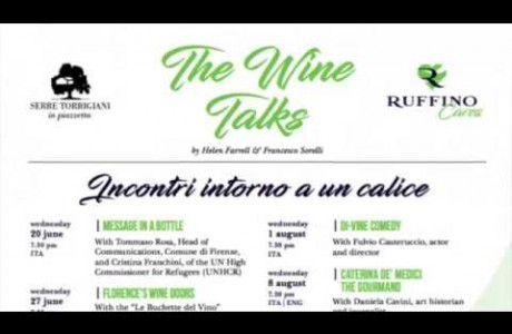Vino, bere responsabilmente: Ruffino cares